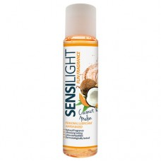 Lubrikantas SENSILIGHT FUN FRAGRANCE COCONUT AND MELON 60 ml